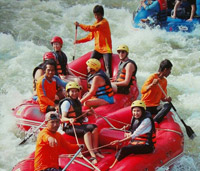 Rafting Top Level by JC Tour