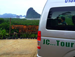 Our Private Minibus : JC Tour Phuket