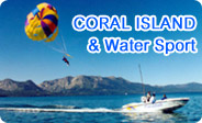 Coral Island & Water Sport