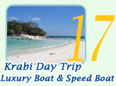 Krabi by Big Boat and Speed Boat