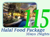 Halal Food Package 3Days 2Nights