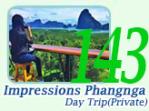 Impressions Phangnga Day Trip(Private)