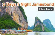 2 Days 1 Night Jamesbond Island