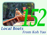 Local Boats: From Koh Yao