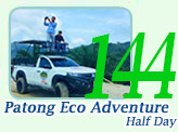 Patong Eco Adventure Half Day