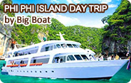 Phi Phi Island Day Trip by Big Boat
