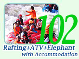 Rafting with Accommodation