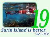 Be UCP Surin Island is better