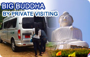 Big Buddha by Private Visiting