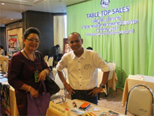 Top Table Sale at Chinag Mai and Udon : JC Tour